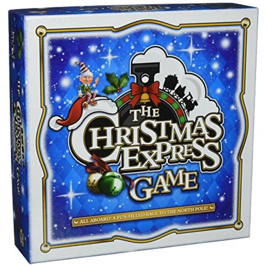 Late for Sky the Christmas Express Game Board 輸入品