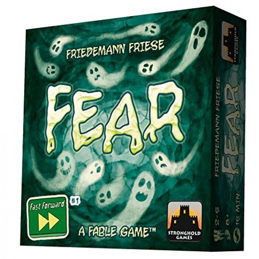 Stronghold Games Fear (Fast Forward Series #1) Board Games 輸入品