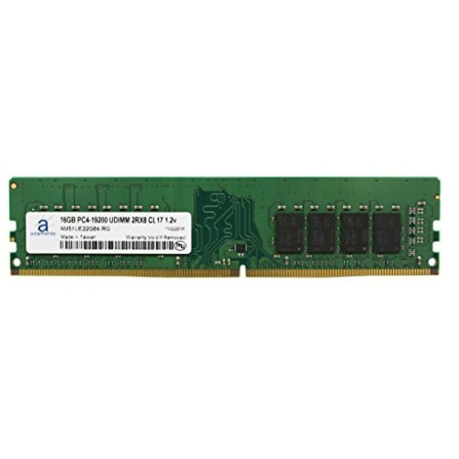Micron 32GB 4x8GB GB DDR3 1600MHz PC3-12800E ECC Dimm server Memory Unbuffered