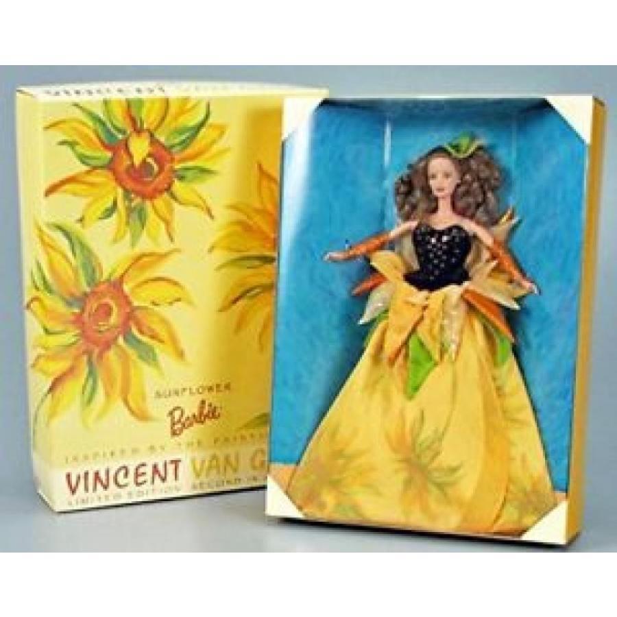 バービー おもちゃ Mattel Sunflower Barbie Second in Series 1998 輸入品
