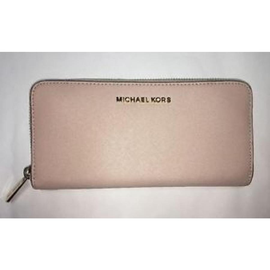 newest 00826 0f487 マイケルコース財布BALLET MICHAEL 輸入品NWT MICHAEL KORS JET ...