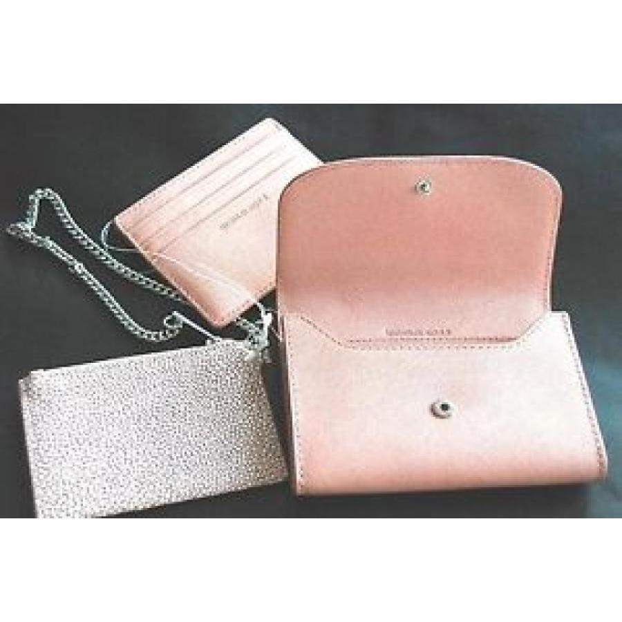 激安な マイケルコース Wallet 財布 輸入品 Michael Card-Case Kors 3 in 1 rosa Flap Wallet Geldb?rse Neu 175? MD Pale Pink rosa Card-Case, リリパ 住まいのリフォーム:7d224a7a --- sonpurmela.online