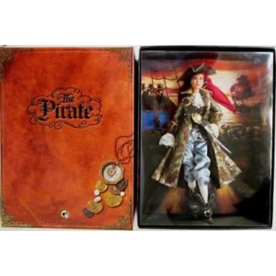 バービー おもちゃ The Pirate Barbie Doll (ゴールド Label) (New) 輸入品