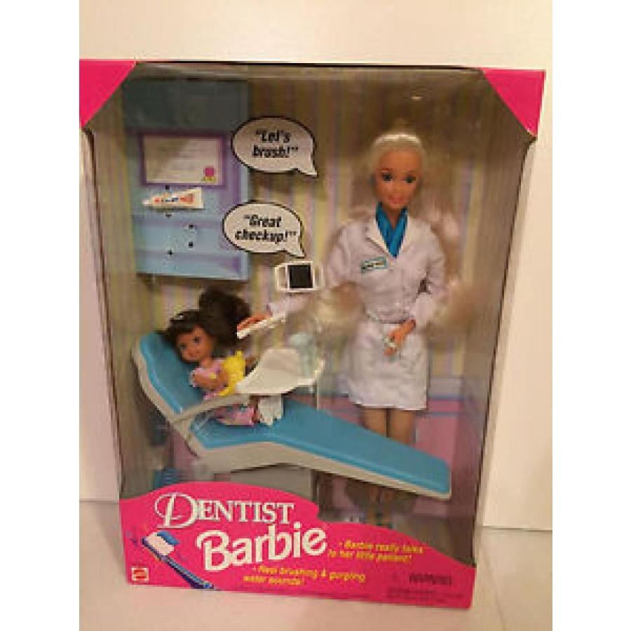 バービー おもちゃ Dentist Barbie 輸入品