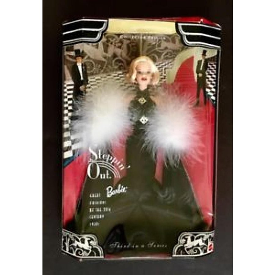 バービー おもちゃ Steppin' Out Thirties 30's Great Fashions of the 20th Century Barbie Doll 21531 輸入品