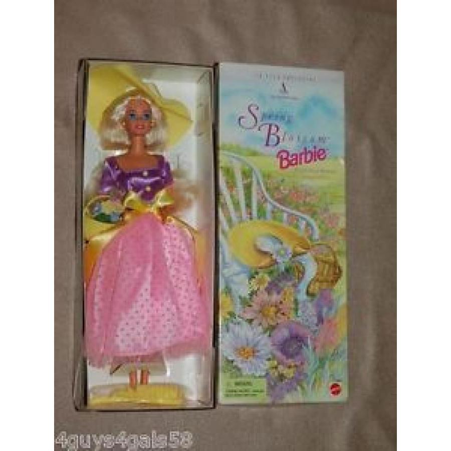 バービー おもちゃ Spring Blossom AVON SPECIAL EDITION 1995 BARBIE Doll First in Series 15201 輸入品