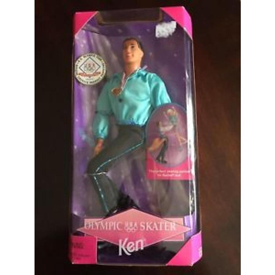 バービー おもちゃ BARBIE OLYMPIC USA SKATER KEN FROM THE MATTEL 1997 COLLECTION 輸入品