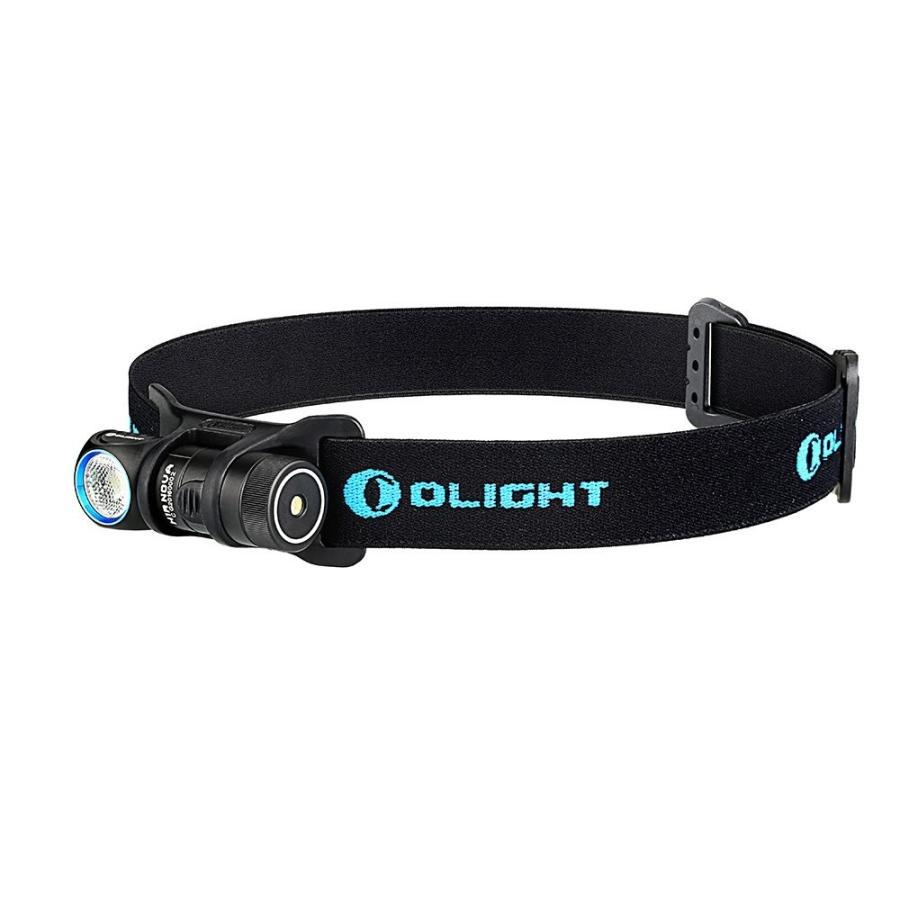 OLIGHT(オーライト) H1R NOVA ヘッドライト 小型軽量 600ルーメン 多機能充電式LEDヘッドランプ XM-L2灯玉LED搭