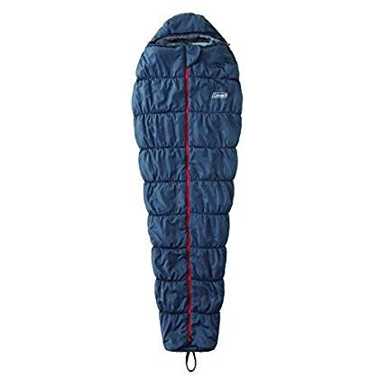 コールマン(Coleman) 寝袋 コルネットストレッチ2 L-5 使用可能温度-5度 マミー型 ネイビー 2000031103