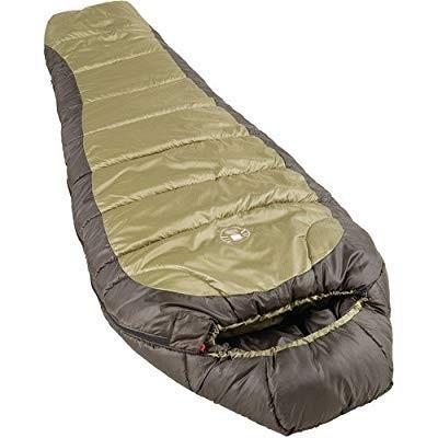 Coleman EXTREME WHEATHER MUMMY コールマンエクストリームウェザーマミースリーピングバッグ 寝袋 208×81c