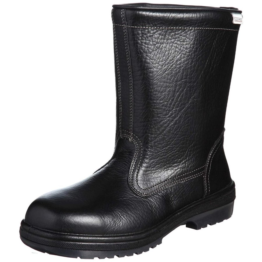 ミドリ安全安全靴 JIS規格 ブーツタイプ 半長靴 ラバーテック RT940 ブラック27.5 ブラック27.5 ブラック27.5 656