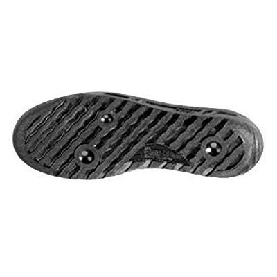 青木産業 安全靴 スニーカータイプ 紐式 黒 RX-1B 26.5CM