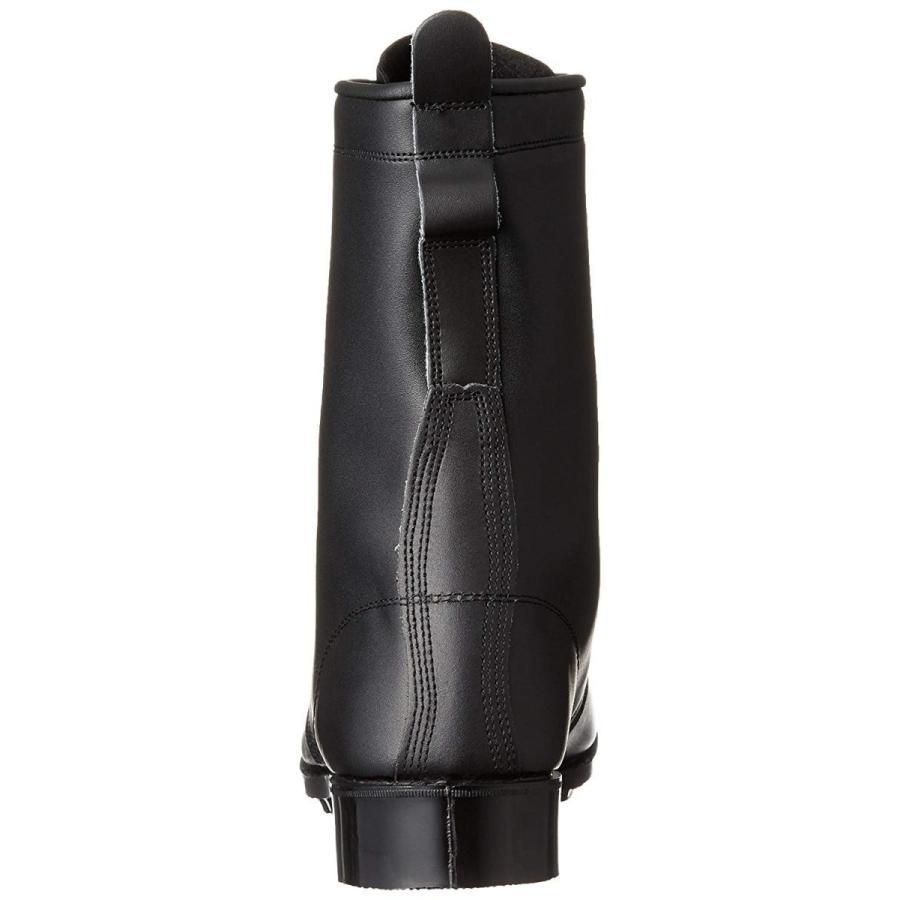 エンゼル 普通作業用安全靴 長編靴 S511P 6B035 ブラック ブラック JP JP26.5(26.5cm)