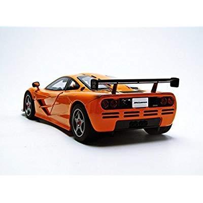 AUTOart 1/18 マクラーレン F1 LM (オレンジ) 完成品