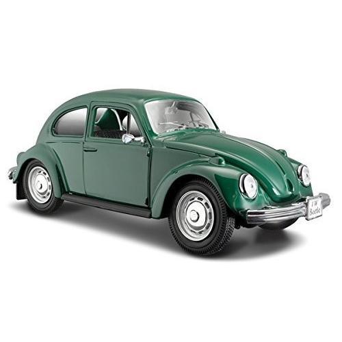 Volkswagen Beetle フォルクスワーゲン ビートル ダイキャスト 完成品 1/24 31926 GR 並行輸入品