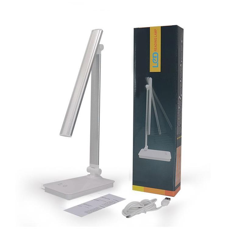 LED デスクライト 折りたたみ 目に優しい 電気スタンドライト 調光調色  卓上テーブルライト  照明 読書灯 コンセント付き 子供 USBデバイス充電式|uuu-shop|11