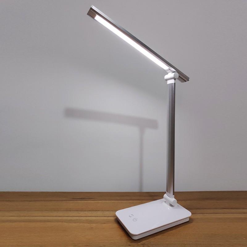 LED デスクライト 折りたたみ 目に優しい 電気スタンドライト 調光調色  卓上テーブルライト  照明 読書灯 コンセント付き 子供 USBデバイス充電式|uuu-shop|13