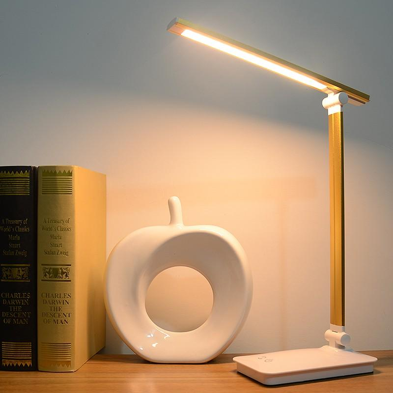 LED デスクライト 折りたたみ 目に優しい 電気スタンドライト 調光調色  卓上テーブルライト  照明 読書灯 コンセント付き 子供 USBデバイス充電式|uuu-shop|14