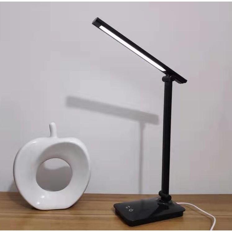 LED デスクライト 折りたたみ 目に優しい 電気スタンドライト 調光調色  卓上テーブルライト  照明 読書灯 コンセント付き 子供 USBデバイス充電式|uuu-shop|15