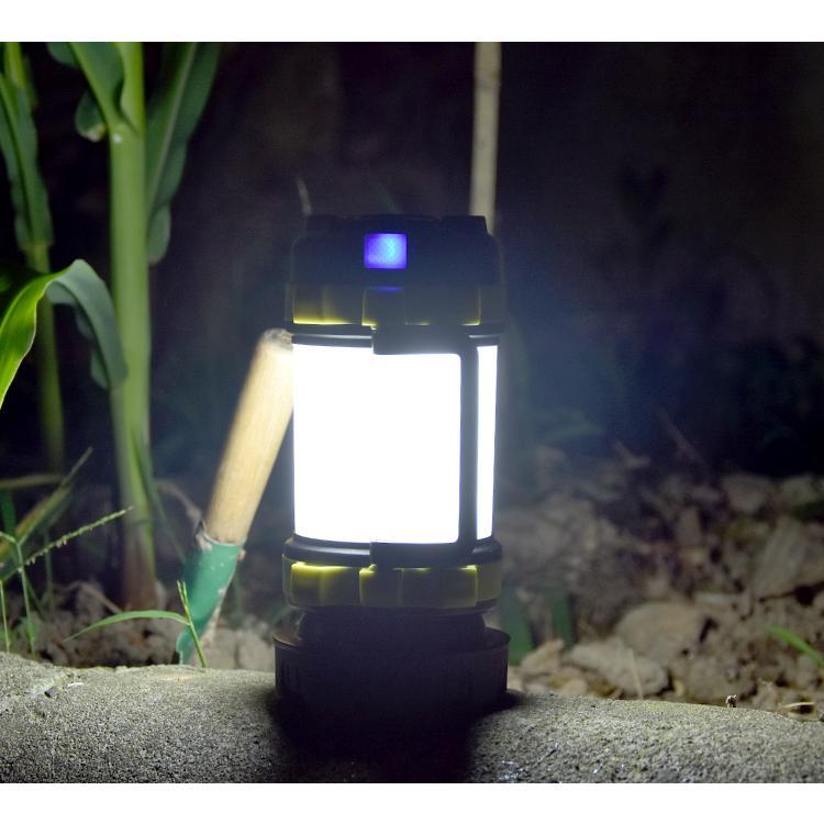 LED ランタン 懐中電灯  高輝度チップ搭載 USB充電式  モバイルバッテリー機能 6つ点灯モード 無段階調光 防滴 キャンプ 登山 釣り 防災 停電 緊急 非常用|uuu-shop|14