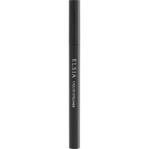 コーセー エルシア プラチナム リキッドアイライナー ブラック・BK001 0.5mL/ エルシア オートアイライナー|v-drug-2|02