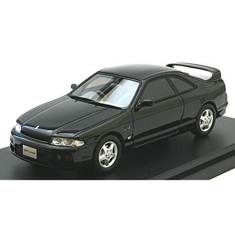 ニッサン スカイライン GTS25t Type M specII 1996 ブラック (1/43 ハイストーリーHS200BK)