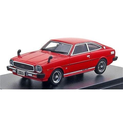 トヨタ カローラ レビン GT 1977 スピカレッド (1/43 ハイストーリーHS228RE)