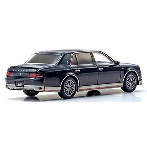トヨタ センチュリー GRMN ブラック (1/43 京商KS03694GBK)|v-toys|02
