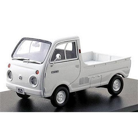 マツダ PORTER CAB ホワイト 1969 (1/43 ハイストーリーHS269WH) v-toys
