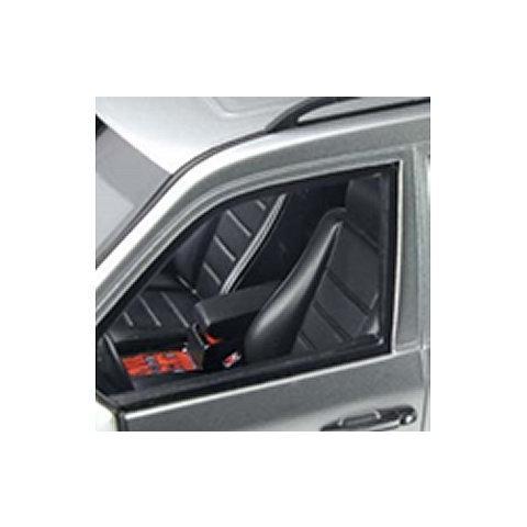 メルセデスベンツ S124 E36 AMG シルバー (1/18 オットーモビルOTM889)|v-toys|03