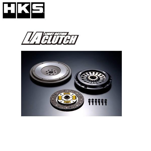 HKS LAクラッチ(シングル) ランサーエボリューション(CT9A (VIII, VIII MR)) /26010-AM001 トランスミッション ディスク スポーツ チューニング LA CLUTCH