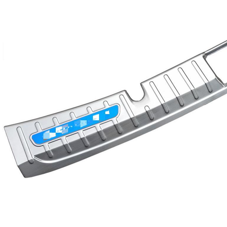 リアバンパーステップガード【スバル 新型XV GT系 】専用 トランクガード 内側 ステンレス 1P 二色|vaioledstor|03