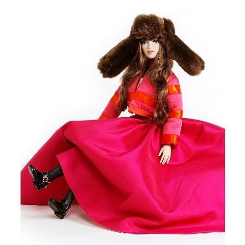 Isaac Mizrahi アイザックミズラヒクラシックアイコニックアレックス人形 40cm