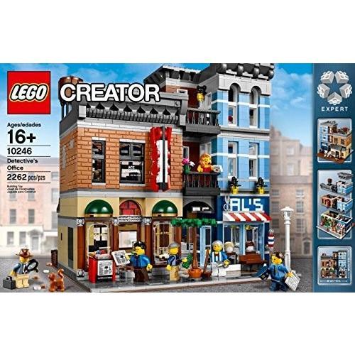 レゴ クリエイター 10246 探偵事務所