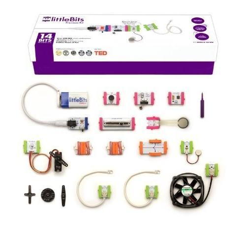 littleBits Electronics Premium Kit リトルビットエレクトロニクスプレミアムキット
