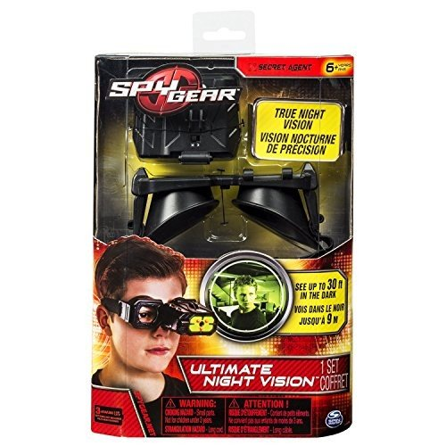 Spy Gear スパイギア究極のナイトビジョンゴーグル
