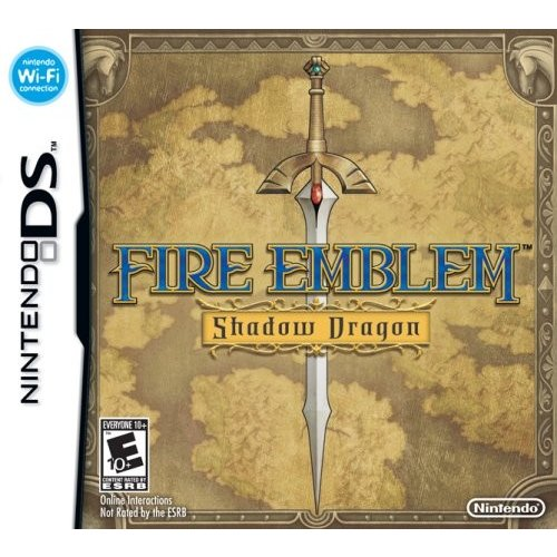 Fire Emblem Shadow Dragon (DS 輸入版 北米)