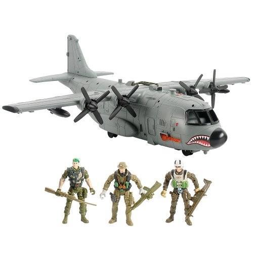 True Heroes 真の英雄 AB-115 シャークプレーン アクションフィギュア