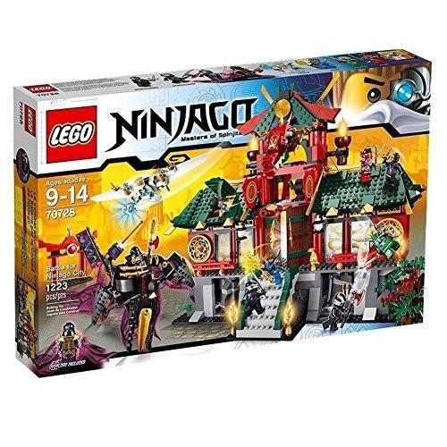 レゴ ニンジャゴー ニンジャゴー・シティの戦い 70728