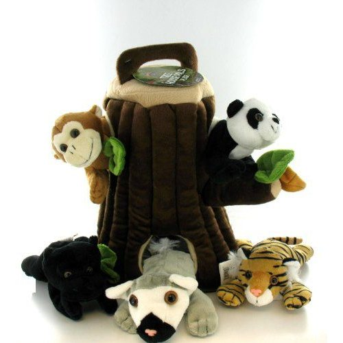 Tree House Animal Plush Stuffed Toys Kids Children ぬいぐるみ