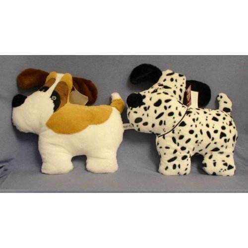 Stuff Animal Pillows-2Pcs/Set Assorted ,Soft,Comfortable & Huggable,13