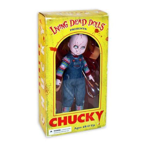 Living Dead Dolls Chucky doll Child's Play ぬいぐるみ