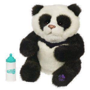 Furreal Baby Luv Cub Panda Bear ぬいぐるみ 人形
