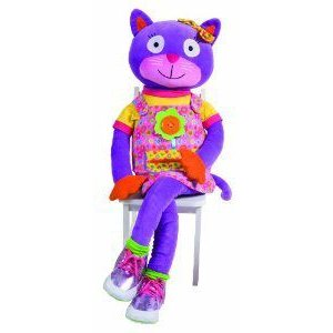 Alex Little Hands, Giant Kitty ぬいぐるみ 人形