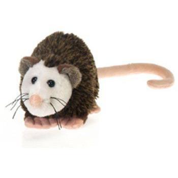 Bulk Buys 7 in. Opossum - Case of 24 ぬいぐるみ