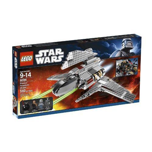 レゴ LEGO 8096 スター・ウォーズ パルパティーン皇帝のシャトル