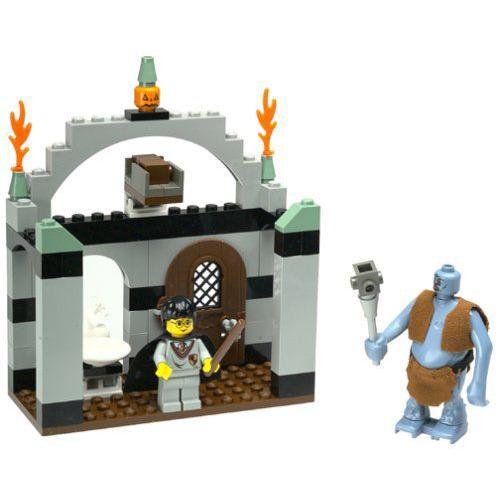レゴ ハリーポッター Lego 4712 Troll on the Loose