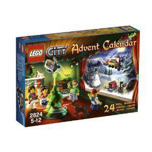 レゴ シティ アドベントカレンダー 2824