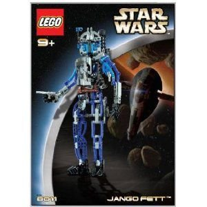 レゴ LEGO スターウォーズ ジャンゴ・フェット 8011