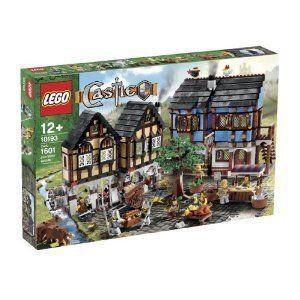 レゴ Castle Medieval Market Village (10193)
